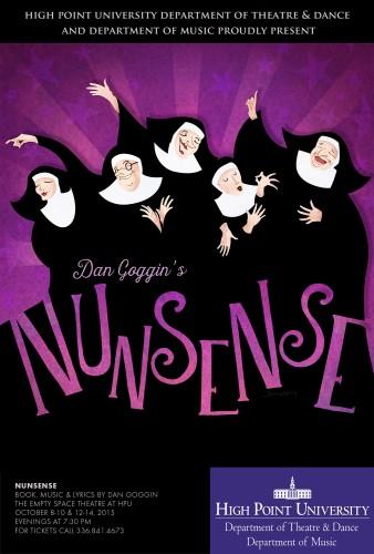 HPU to Present Musical Comedy 'Nunsense'