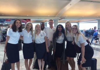 HPU Students Score High at Two National Collegiate Sales Competitions
