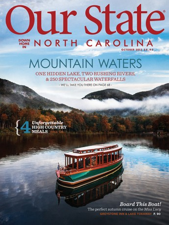 Our State Feature: October 2013
