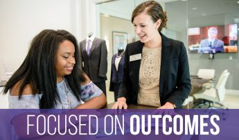 Office of Career and Professional Development: Focused on Outcomes