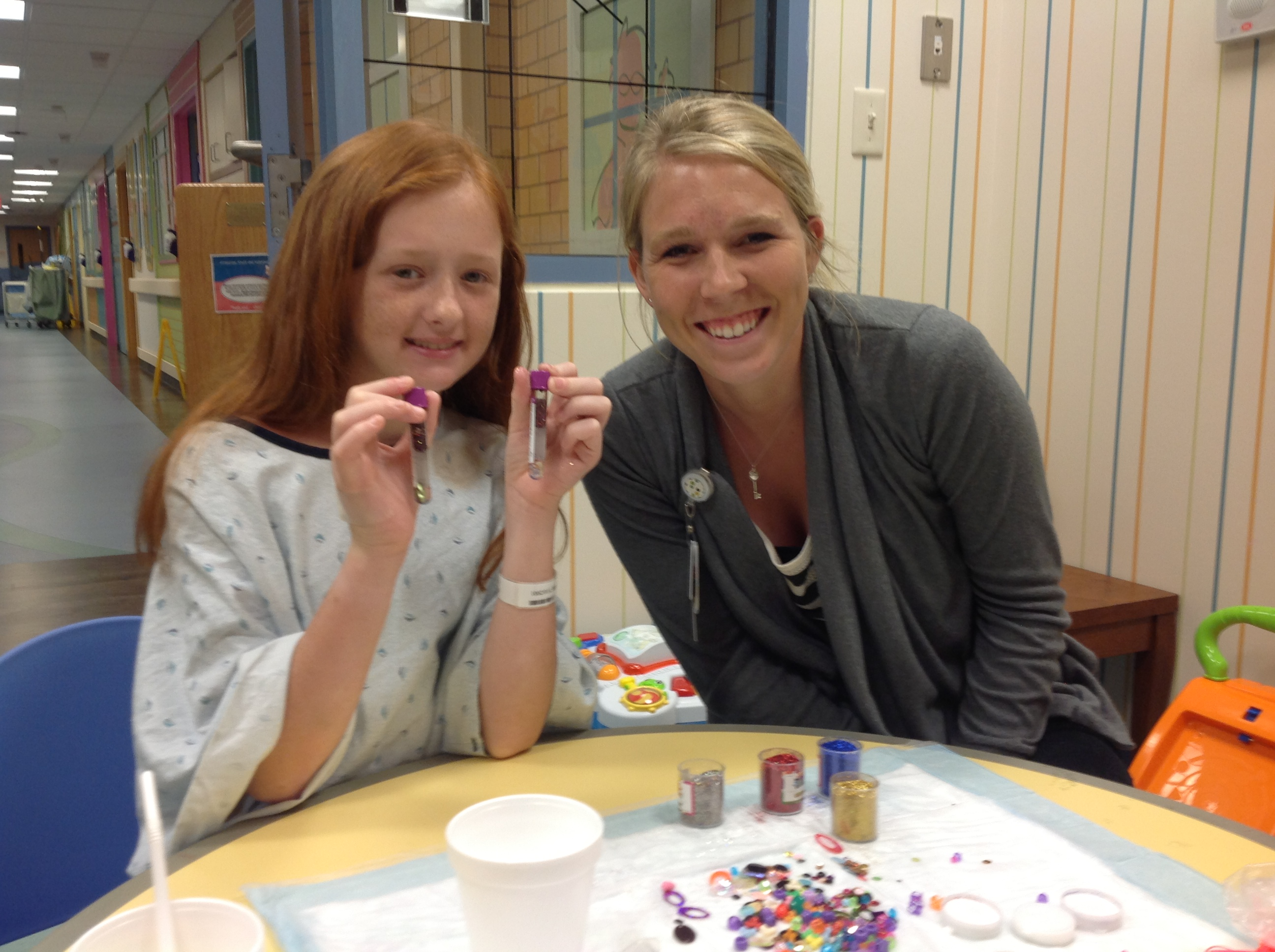 Senior Spends Summer Helping Sick Children As A Child Life Specialist High Point University High Point Nc