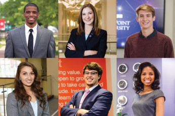 Major Gift Will Support Student Entrepreneurs
