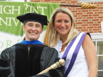 Class of 2014 Outcomes: Paige Sigmon Promotes Public Policy