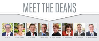 Meet The Deans 2018
