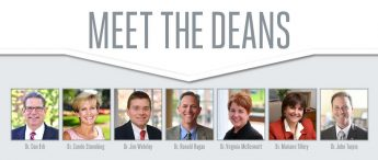 Meet The Deans