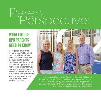 Parent Perspective: What Future HPU Parents Need to Know