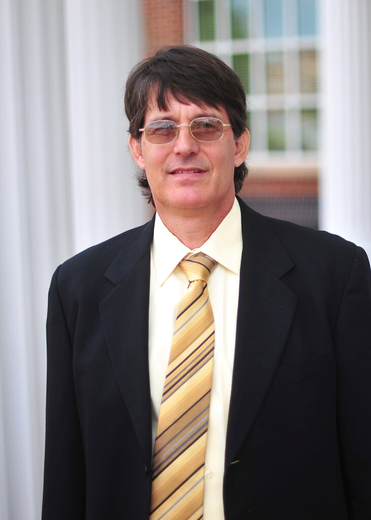 High Point University Assistant Professor of Management Paul Forshey