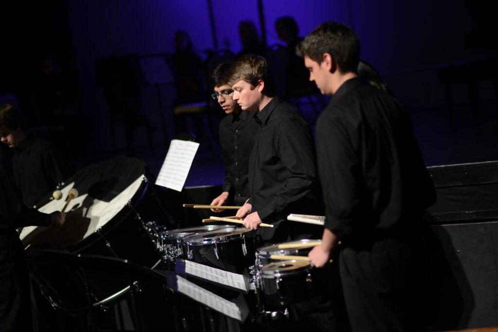Percussion Ensemble 2012