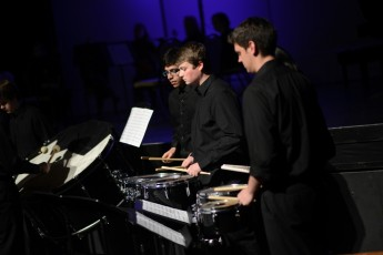 HPU to Host Performance by Percussion Ensemble