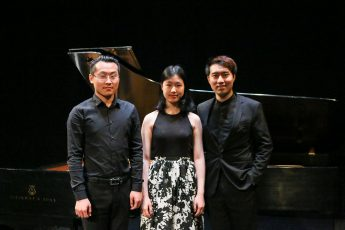 HPU Names Prize Winners for Annual Piano Competition