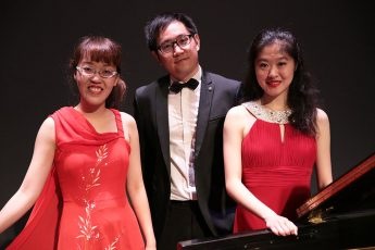 HPU's Piano Competition Awards $10,000 in Prizes