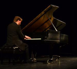 Piano HPU Concert Debussy