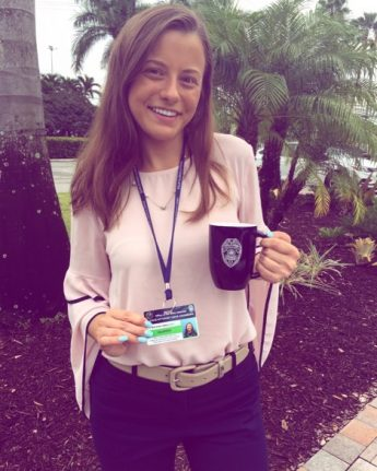 Internship Profile: Briana Smalley Works with the Special Victim's Unit