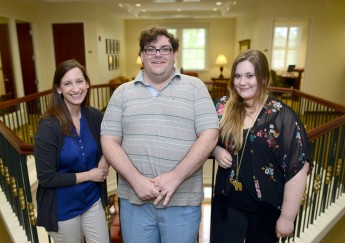 Students, Professor Present Pop Culture Research at Conference