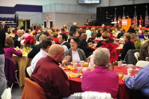 High Point University Community Prayer Breakfast
