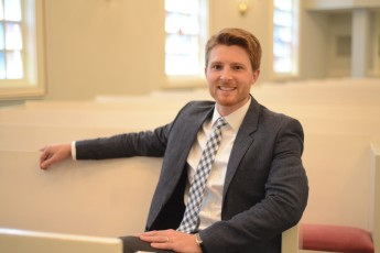 HPU Welcomes New Campus Minister