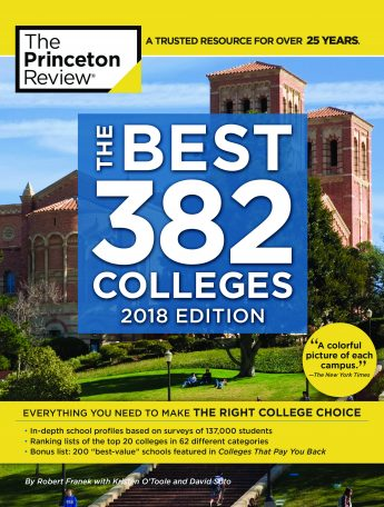 HPU Selected for Princeton Review's  'Best 382 Colleges'