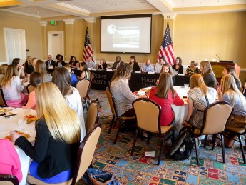 School of Education Hosts 'Principal Panel' for Career Development