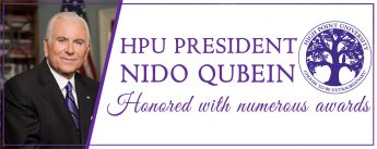 Dr. Qubein Receives National Honor & Recognition
