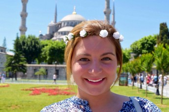 Class of 2014 Outcomes: Rachel Miller Establishes a Future in Istanbul