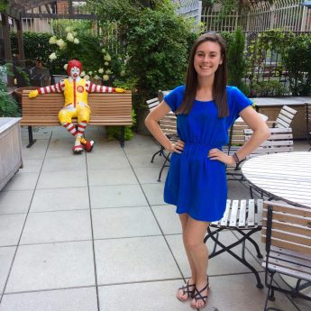 Senior Manages Volunteers for Ronald McDonald House