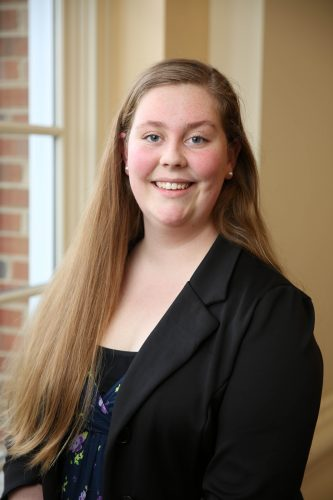Class of 2018 Outcomes: HPU Scholar Rebecca Ulrich Selects a Graduate School