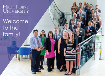 HPU Welcomes New Faculty  to School of Business