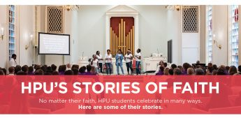 HPU's Stories of Faith