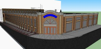 HPU President Announces Congdon Events Center Update and Additional Construction