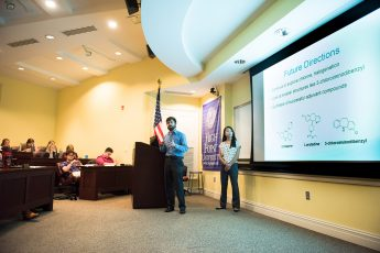 Summer Scholars Present Research at Symposium