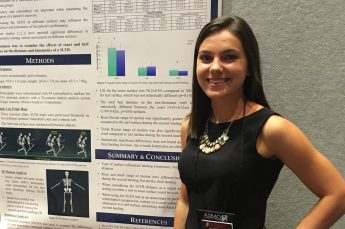 Class of 2017 Profile: Amanda Gregory Attends Duke University for Doctorate of Physical Therapy