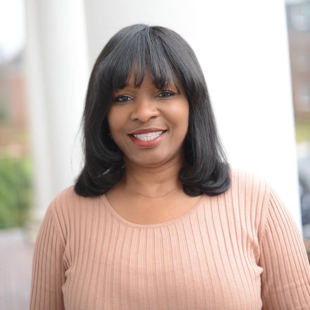 High Point University Rhonda Smith