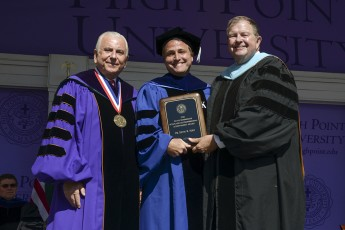 Kevin Ford Receives Ridenhour Scholarly and Professional Achievement Award