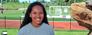 Love of Lacrosse Earns Freshman a Prestigious Scholarship