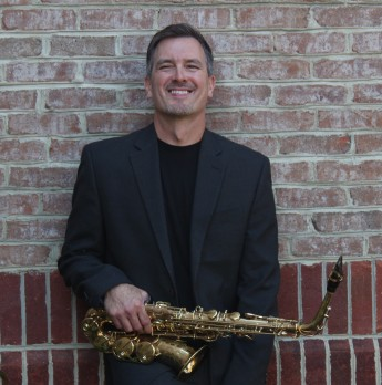 Upcoming Concert Features HPU Instructor on Saxophone