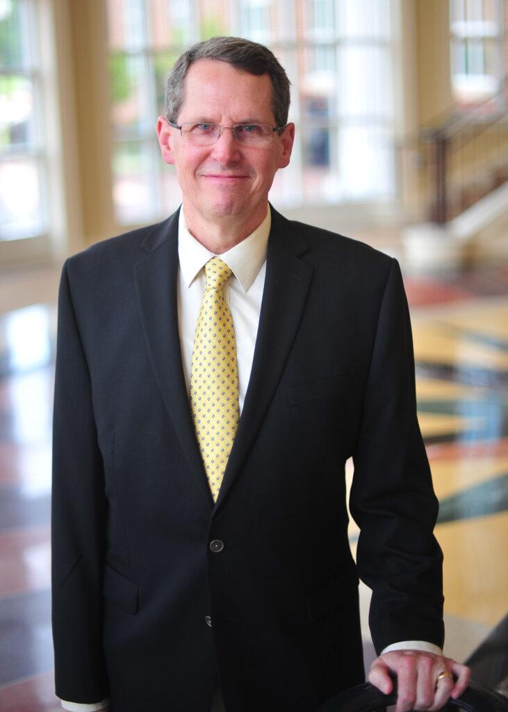 High Point University Professor Robert Hallquist
