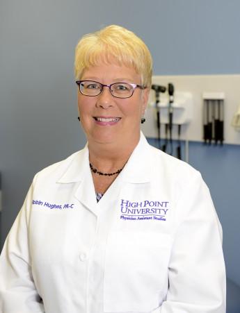 Physician Assistant Studies Hires Hughes as Assistant Professor