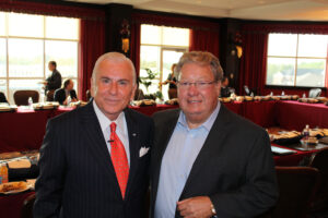 Ron Wanek and Nido Qubein