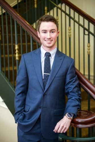 Class of 2016 Profile: Ryan Fuller Advises for Gartner