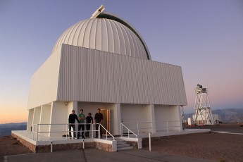 HPU is the Newest Member of Research Telescope System