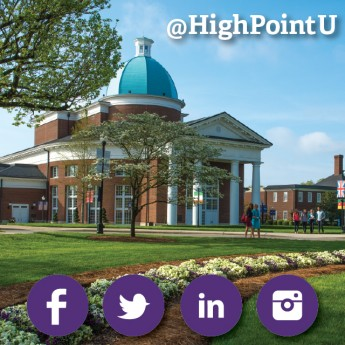 #SMDay: Social Media Day at @Highpointu
