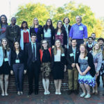 High Point University students and faculty attend the State of North Carolina Undergraduate Research and Creativity Symposium on Nov. 5 at North Carolina Central University in Durham.