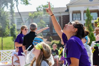 Launch Time: Kids Blast Rockets at HPU STEM Camp Finale