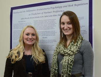 Junior's Research Presented at Professional Psychology Conference