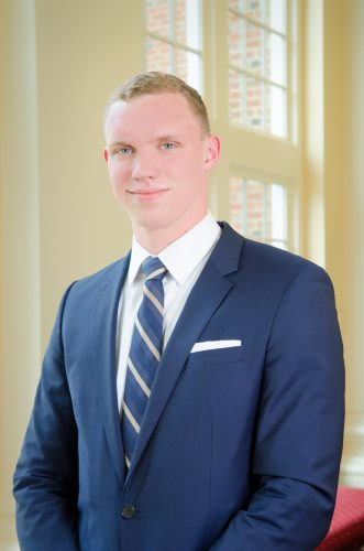 Class of 2019 Outcomes: Sam Berlin Secures a Role in Software Sales