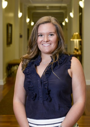 Class of 2016 Profile: Samantha Evans Starts Management Career