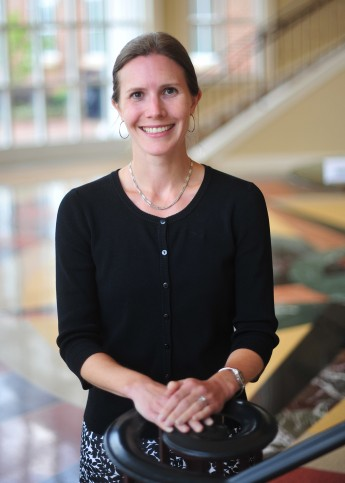 Cooke Welcomed as Assistant Professor of Environmental Science