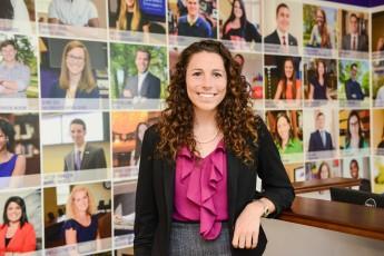 Meet the Seniors: Sara Katherine Kirkpatrick Scores Big
