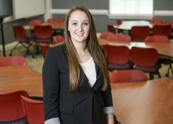 Class of 2016 Profile: Sarah Luz Teaches at Trinity