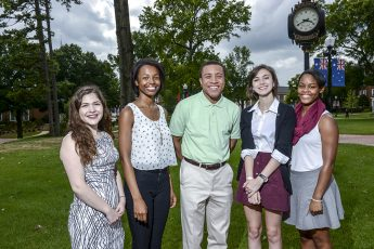 HPU Welcomes Say Yes and First Generation Scholarship Recipients